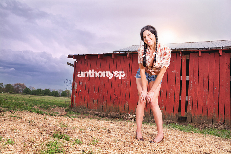 Country Girl (down at the barn)